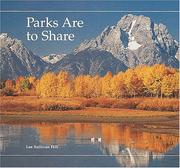 Cover of: Parks are to share