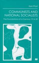 Cover of: Communists and national socialists