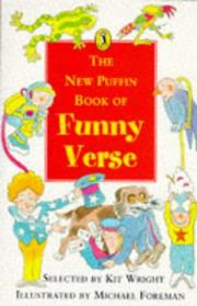 Cover of: The New Puffin Bkook of Funny Verse | Kit Wright