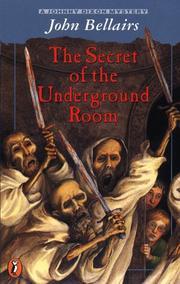 The Secret of the Underground Room (Johnny Dixon #8)