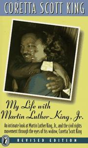 Cover of: My life with Martin Luther King, Jr | Coretta Scott King