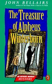The Treasure of Alpheus Winterborn (Anthony Monday #1)