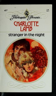 Stranger In The Night By Charlotte Lamb