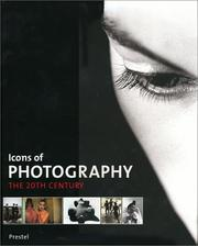 Cover of: Icons Of Photography | Peter Stepan