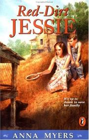 Cover of: Red-dirt Jessie | Anna Myers