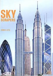 Cover of: Sky scrapers | Andres Lepik