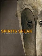 Cover of: Spirits Speak | Peter Stepan