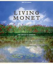 Cover of: Living Monet by Doris Kutschbach