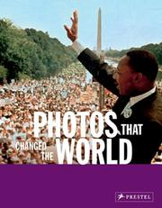 Cover of: Photos That Changed the World | Peter Stepan