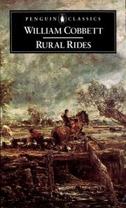 Cover of: Rural Rides (English Library) | William Cobbett