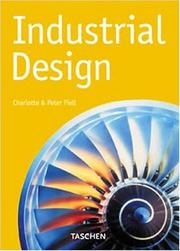 Cover of: Industrial design A-Z | Charlotte Fiell