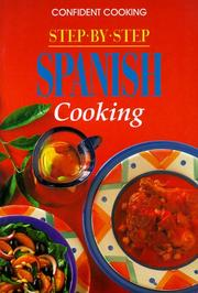 Cover of: Spanish Cooking | Anne Wilson