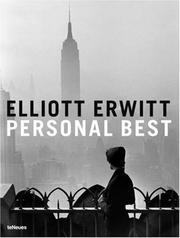 Cover of: Personal Best by Elliott Erwitt