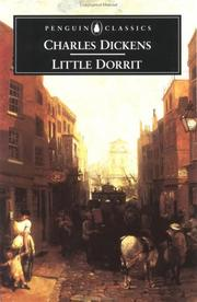 Cover of: Little Dorrit by Charles Dickens