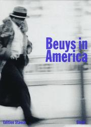 Cover of: Beuys In America | Joseph Beuys