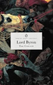 Cover of: Corsair | Lord George Gordon Byron