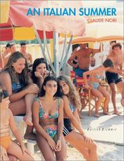 Cover of: An Italian Summer | Claude Nori