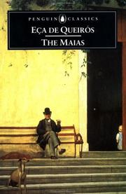 Cover of: The Maias | José Maria Eça de Queirós