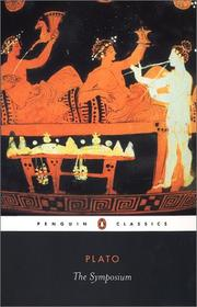 Cover of: Symposion by Plato