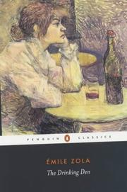 Cover of: The Drinking Den | Émile Zola