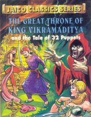 Cover of: The Great Throne of King Vikramaditya | A.N. Banerjee