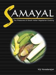 Cover of: Samayal (Winner World Gourmand Cookbook Award) | Viji Varadarajan