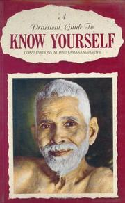 Cover of: A practical guide to know yourself by Ramana Maharshi.