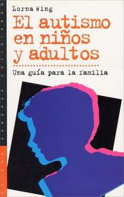 Cover of: El Autismo en Ninos y Adultos | Lorna Wing
