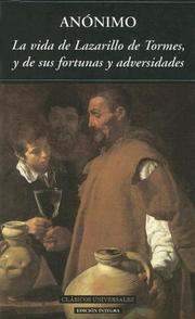 Cover of: La Vida Del Lazarillo De Tormes/ the Lazarillo De Tormes Live | Anonymous