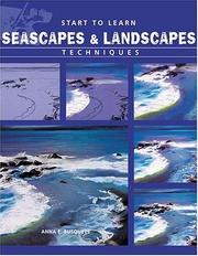 Cover of: Seascapes & Landscapes | Josep Casals
