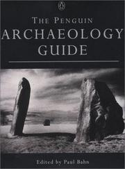 Cover of: The Penguin Archaeology Guide | Paul Bahn