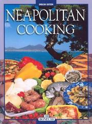 Cover of: Pizza and Neapolitan Cookery | Elisabetta Piazzesi