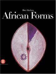 Cover of: African Forms | Marc Ginzberg