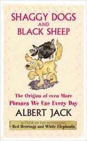 Cover of: Shaggy Dogs and Black Sheep | Albert Jack