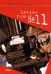 Cover of: Letter from Hell | Andy J. Forest