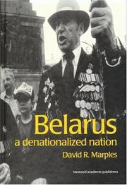 Cover of: Belarus by David Marples