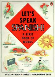 Cover of: Let's Speak Spanish! | Katherine Farris