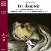 Cover of: Frankenstein (Classic Literature with Classical Music) by Mary Shelley