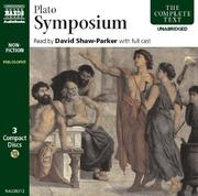 Cover of: Symposium by Plato