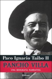 Cover of: Pancho Villa by Taibo II, Paco Ignacio