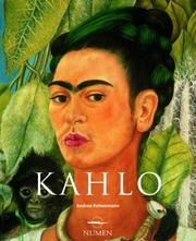Cover of: Frida Kahlo | Andrea Kettenmann