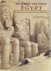 Cover of: Egypt | David Roberts