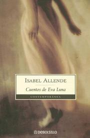 Cover of: Cuentos de Eva Luna (Contemporanea) by Isabel Allende