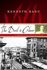 Cover of: The devil is clever by Kenneth Radu