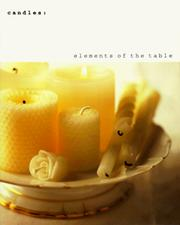 Cover of: Candles by Sara Slavin