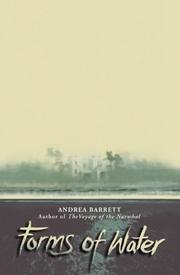 Cover of: Forms of Water, The by Andrea Barrett