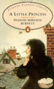 Cover of: A Little Princes by Frances Hodgson Burnett