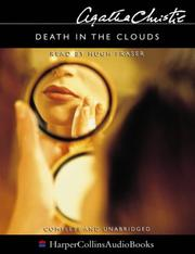 Cover of: Death in the clouds | Agatha Christie