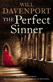 Cover of: Perfect Sinner | Will Davenport