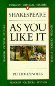 Cover of: Shakespeare by Peter Reynolds